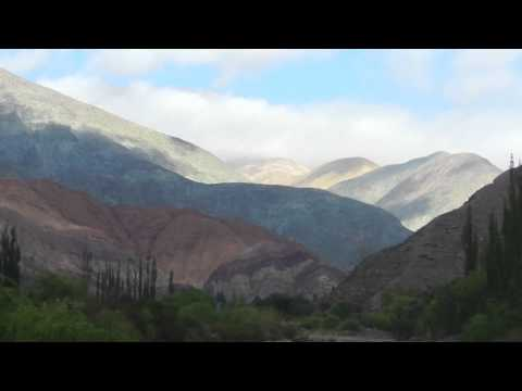 ONE MINUTE JUJUY AND PURMAMARCA - Mini Travel Guide