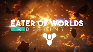 Destiny 2 ► Eater of Worlds - 3 Man [German | Deutsch] #TeamWeasel