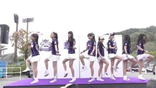 エディオンスタジアム広島 サンフレッチェレディース2017 13:05~