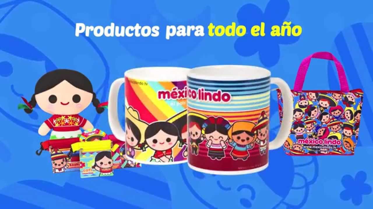 3b1a0c1396a6c México Lindo Acerca de la marca - YouTube