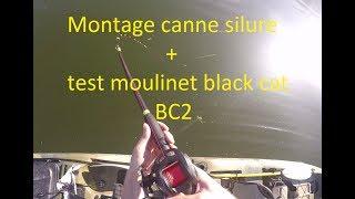 Video Rodbuilding: montage canne casting silure+test moulinet black cat BC2 download MP3, 3GP, MP4, WEBM, AVI, FLV November 2017