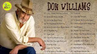 Best Of Don Williams - Don Williams Greatest Hits Full Album - Don Williams Playlist