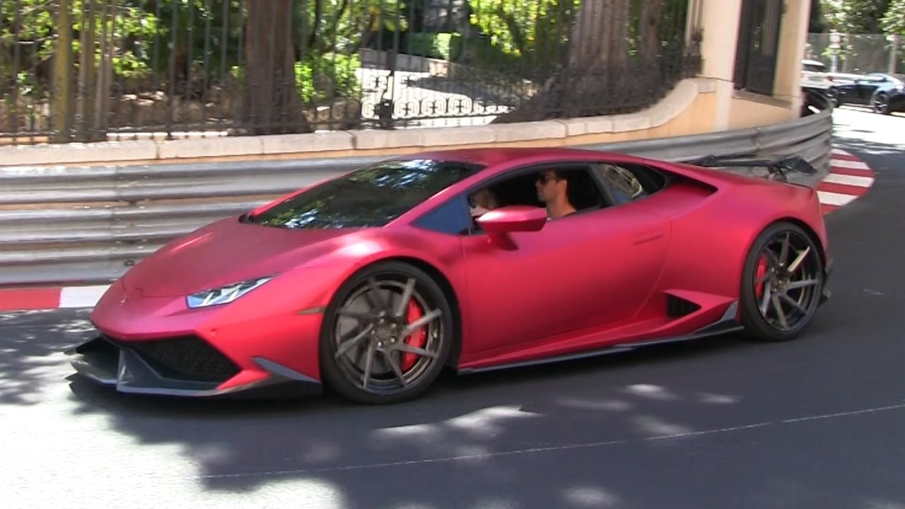 Custom Z Performance Lamborghini Huracan W Fi Exhaust In