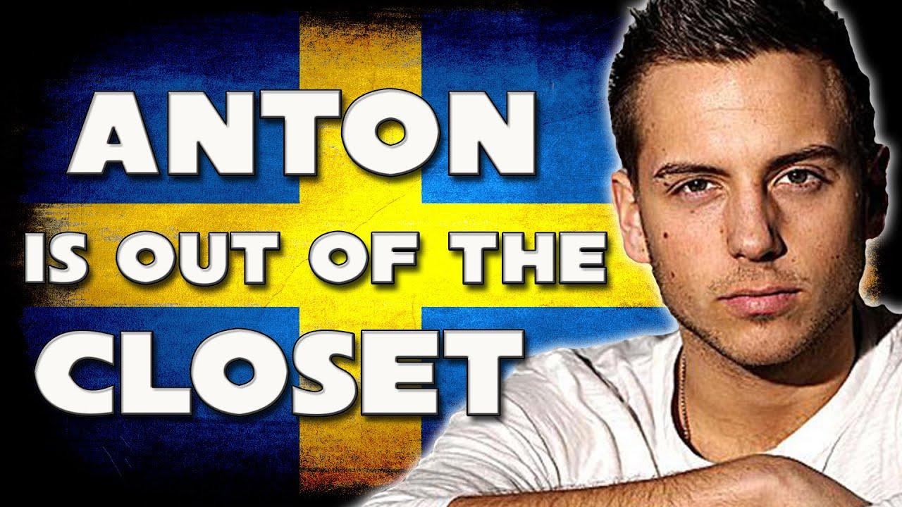 Man Crush of the Day: Swedish footballer Anton Hysén | THE