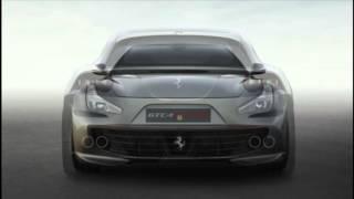 Ferrari LTC4 Lusso