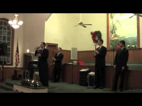 Brian Free and Assurance singing A Strange Way to Save the World