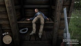 Red Dead Redemption 2:What a way to die