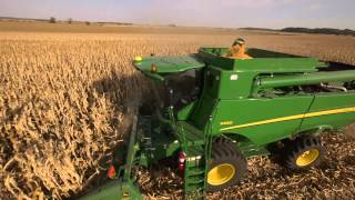 2014 NEW John Deere Series Combine S550 S650 S660 S670 S680 S690 Cross Implement www.crossimp.com
