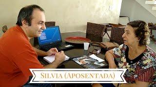 Depoimento da Aposentada Silvia de 82 anos que utilizou o Coaching para alimentar os sonhos dela...