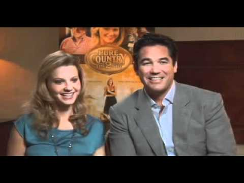 Download Video interview: Katrina Elam and Dean Cain talk about Pure Country 2: The Gift