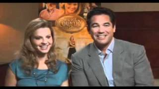 Video interview: Katrina Elam and Dean Cain talk about Pure Country 2: The Gift