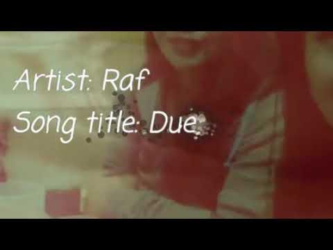 Raf-Due with lyrics