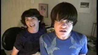 Louis And Zach - Ding Dong Song Chipmunks Version