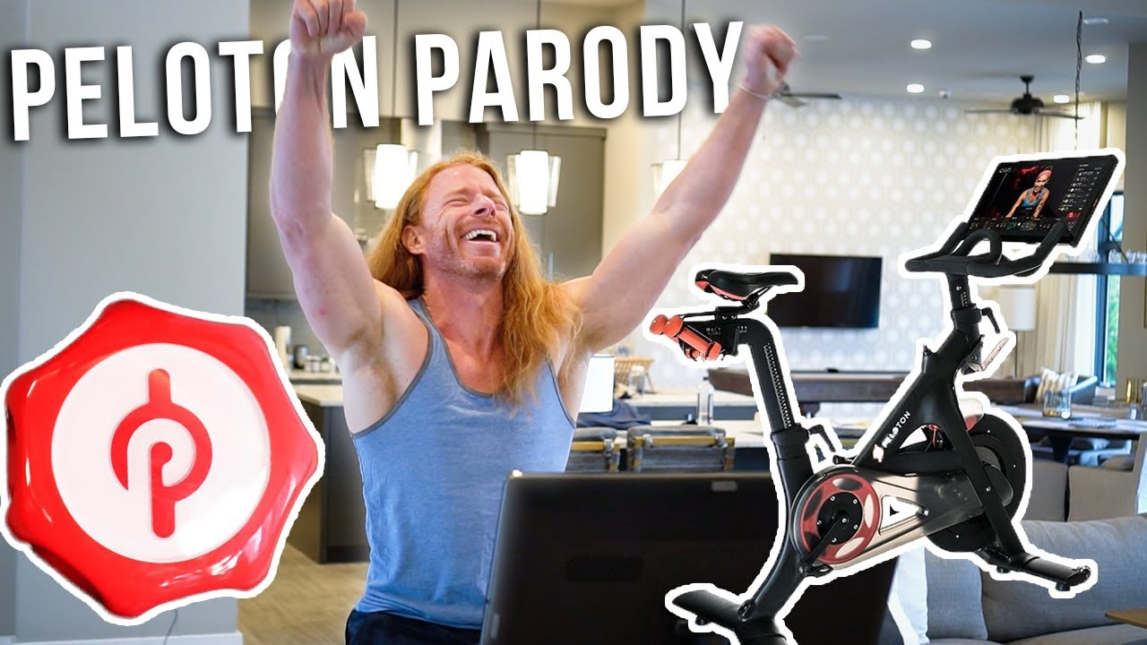 Download The Most Expensive Way to Exercise - Peloton Parody