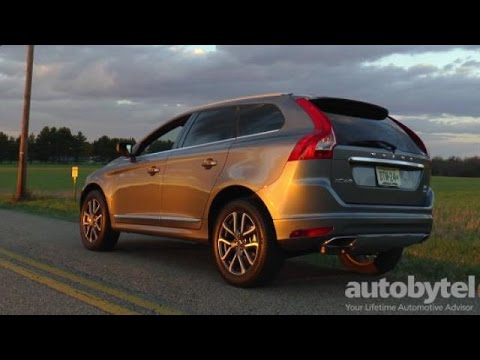 2016 Volvo XC60 T6 Drive-E Platinum AWD Test Drive Video Review ...