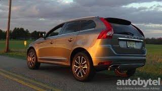 2016 Volvo XC60 T6 Drive-E Platinum AWD Test Drive Video Review