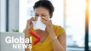 Coronavirus Outbreak: How Can You Tell The Difference Between The Flu, Allergies And Covid-19?