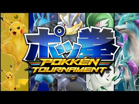 Is Pokken Tournament Any Good? - This Nintendo Life Podcast (Episode 62)