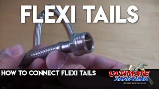 How to connect flexi tails - Ultimate Handyman