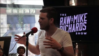 Episode #18 - Raw Mike Richards - Live Stream