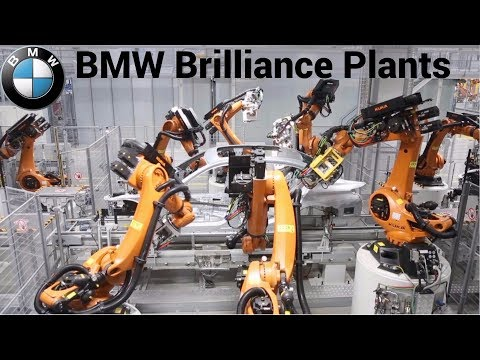 Production at all BMW Brilliance Plants in China