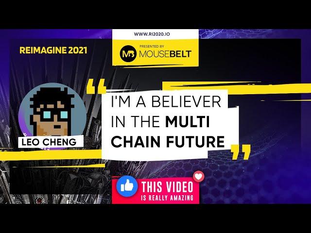 REIMAGINE 2021 - Leo Cheng - CREAM Finance - Co-Founder