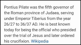 Jesus 2 - Pontius Pilate 2 Mit…
