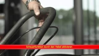 Kurzfilm Scheuersauger