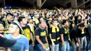 Video Yel-Yel Suporter Malaysia Menghina Indonesia