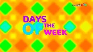 Days Of The Week | Children's Songs & Nursery Rhymes