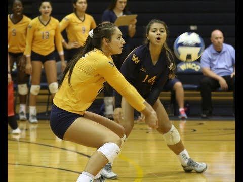 WNCC vs. Lamar Volleyball