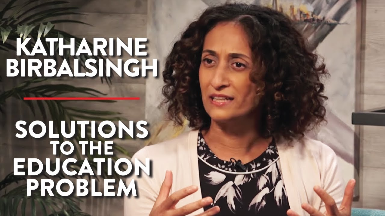 Solutions to the Education Problem (Katharine Birbalsingh Pt. 2)