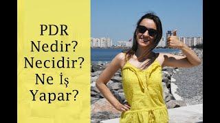 PDR Nedir? | Benim Hikayem | Pedagog Sıla