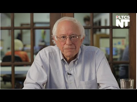 Bernie Sanders Wants Wall Street To Pay Your College Tuition