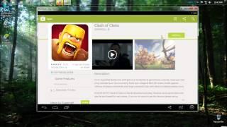 Download lagu cara download & instal apps di bluestack