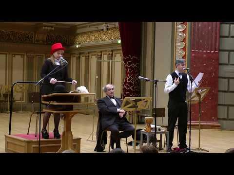 CEF -  Igor Stravinski - Povestea soldatului