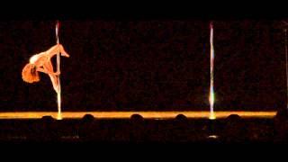 Midwest Pole Dance Competition 2012: Melissa Schrader