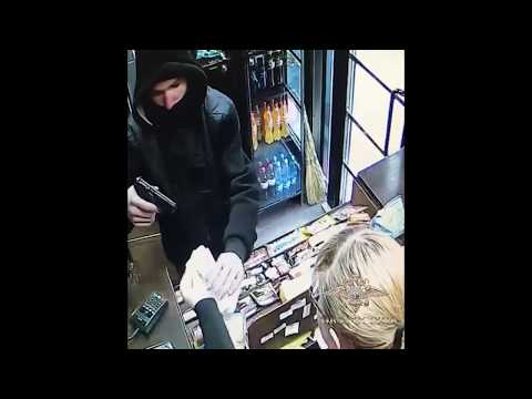 В Томске задержан разбойник, совершивший налеты на магазины в ковбойском платке