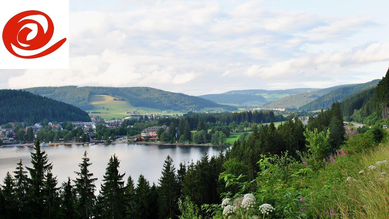 Motorhome Route To Lake Titisee Stellplatz Germany Youtube