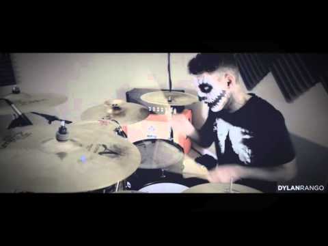 Motionless In White - Puppets 3 (The Grand Finale) drum cover (Dylan