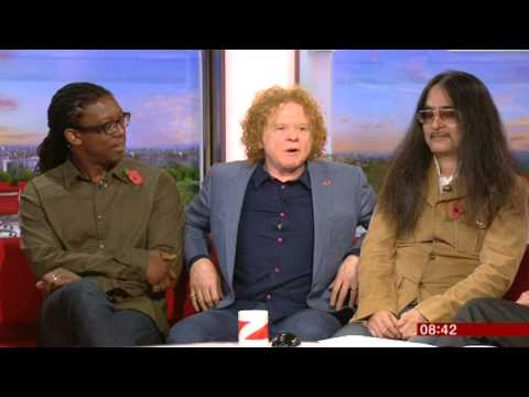 Simply Red BBC Breakfast
