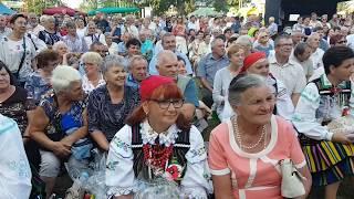 Oberek - Dożynki Opoczyńskie - Janów Karwicki  2018.