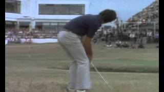 Open Moments: Seve Ballesteros - Royal Birkdale 1976