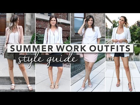 Style Guide Summer Work