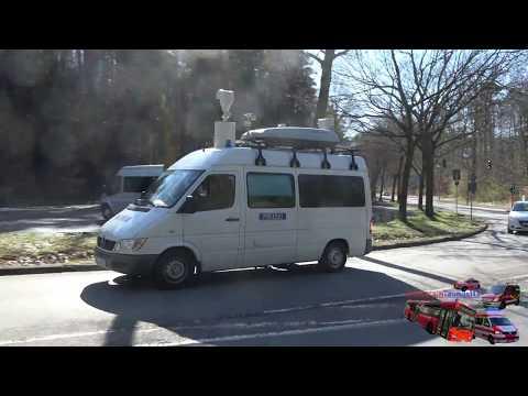 Television-Kraftwagen 2 (TV-KW 2) Polizei Rheinland-Pfalz