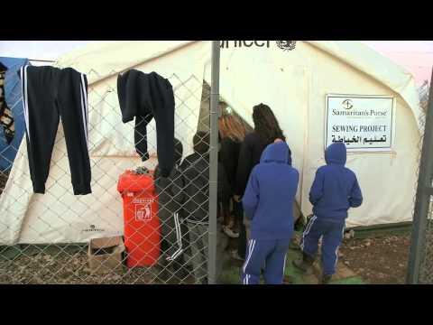 Lifting Up Lives in Northern Iraq - Operation Christmas Child - Samaritan's Purse Canada