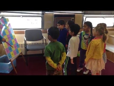"""Persian Alphabet Song"" at Chicago Persian School"