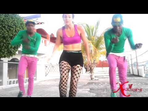 Vybz Kartel[Duh di maths] ft Xklusiv Dancers x Charlette Nehm{USA}