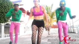 Vybz Kartel[Duh di maths] ft Xklusiv Dancers x Charlette Nehm{USA}