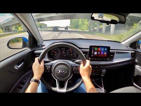 2021 Kia Rio S 5-Door Hatchback – POV Review